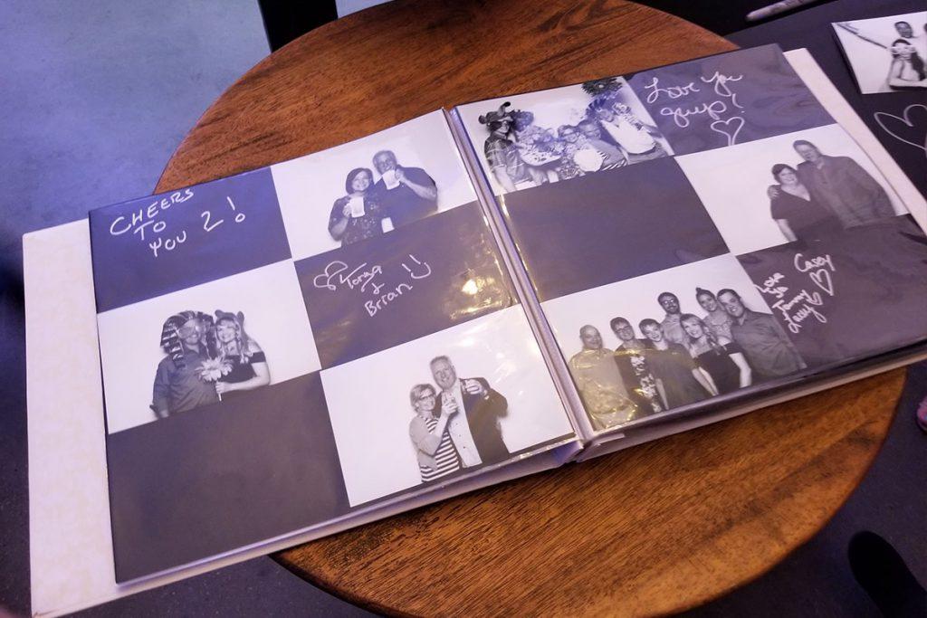 standard memory book